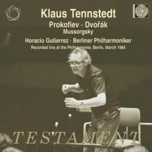 Tennstedt Dirige Prokofiev & Dvorak