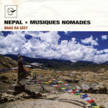 AA.VV.: NEPAL - Musiques Nomades