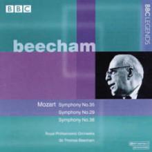 Mozart: Sinfonia N.35 - 29 - 38