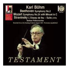 Bohm Dirige Beethoven - Mozart - Stravinsky