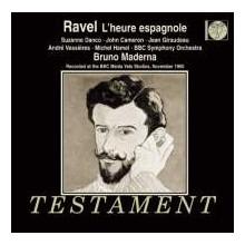 Maderna Dirige Ravel - L'heure Espagnole