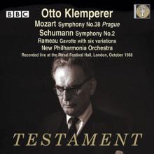 Klemperer Dirige Mozart & Schumann