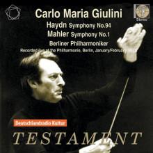 Giulini Dirige Haydn E Mahler