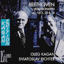 BEETHOVEN:Sonate x piano e violino Vol.1