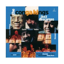 CONGA KINGS: Jazz Descargas