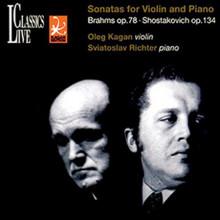 BRAHMS: Sonate per violino e piano