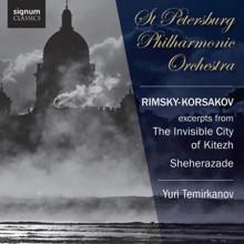 Rimsky - Korsakov: The Invisible City.....