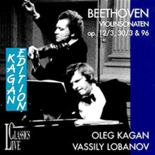 BEETHOVEN:Sonate x piano e violino Vol.2