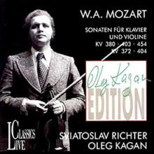 MOZART: Sonate per violino e piano Vol.2