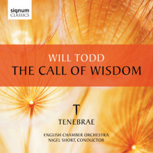 Will Todd: The Call Of Wisdom E Altro