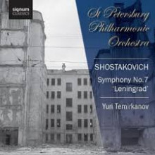Shostakovich: Sinfonia N:7 'leningrad'