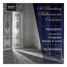 Prokofiev: Suites Da Cinderella E Romeo