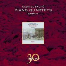 FAURE': Quartetti per piano NN. 1 & 2