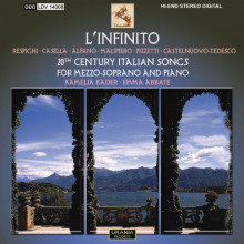 Liriche Italiane Del Xx Sec Per Soprano