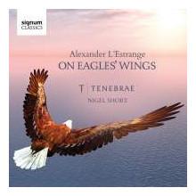 ALEXANDER L'ESTRANGE: On Eagles' Wings