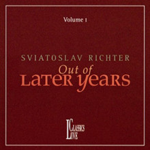 A.V.: Recital di Richter - 1992 (Vol.1)