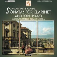 WANHAL: Sonate x clarinetto e fortepiano