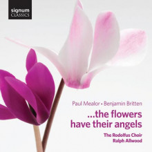 BRITTEN - MEARLOR: The flower have their..