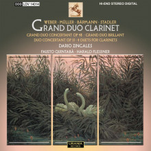 Aa.vv.: Grand Duo Clarinet