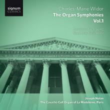 WIDOR: Complete Organ Symphonies - Vol.1