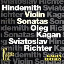 HINDEMITH: Sonate per violino e piano