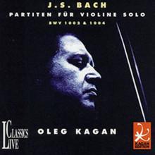BACH:Partite per violino BWV 1002 e 1004