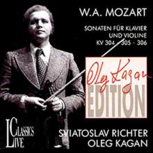 MOZART: Sonate per piano e violino Vol.1