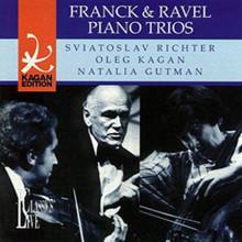 FRANCK/RAVEL: Trii con piano