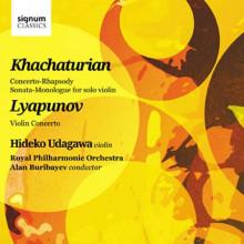 Khachaturian - Lyapunov: Mus. Orchestrale