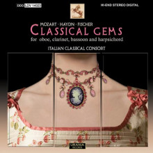 Aa.vv.: Classical Gems For Oboe........