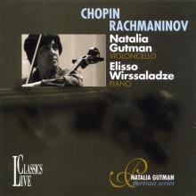 CHOPIN/RACHMANINOV: Sonate x violoncello