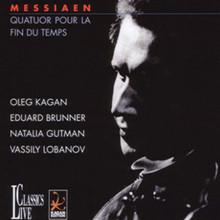 MESSIAEN:Quartetto per la Fine dei Tempi