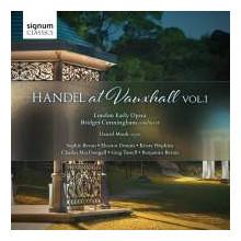 Handel A Vauxhall - Vol.1