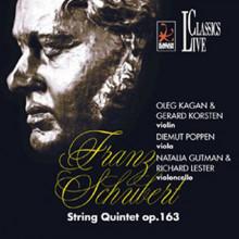 SCHUBERT: Quartetti per archi Op.163
