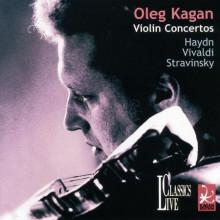 Haydn - Stravinsky: Concerti Per Violino