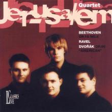 BEETHOVEN/DVORAK:Quartetti x archi