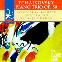 Tchaikovsky: Trio Per Piano Op.50