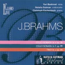 BRAHMS:Sonate per violoncello N.1 - 2