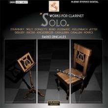 Aa.vv.: Solo - Musica Per Clarinetto