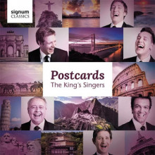 THE KING'S SINGERS: Postcards