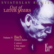Bach: Suite Francesi Vol.5
