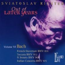 BACH: Suite francese e Concerto Italiano
