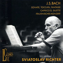 BACH J.S.: Opere per piano
