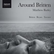 AROUND BRITTEN: Musica per violoncello