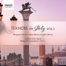 Handel: Handel In Italy - Vol.1