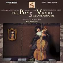 AA.VV.: The bass violin solo repertoire