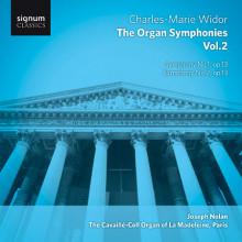 WIDOR: Complete Organ Symphonies - Vol.2