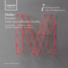 Mahler:lieder Eines Fahrenden Gesellen