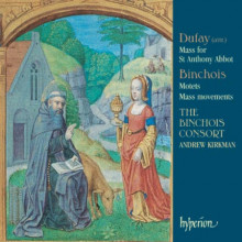 Dufay - Binchois: Opere Sacre