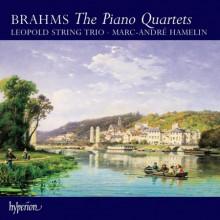 BRAHMS: QUARTETTI PER ARCHI E PIANO